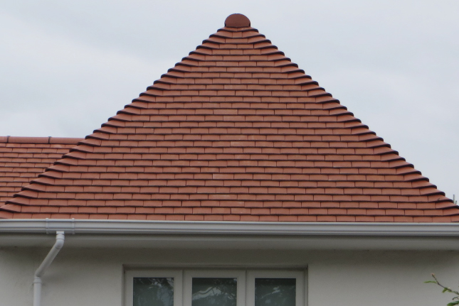 Traditional Plain Tile Russell Roof Tiles