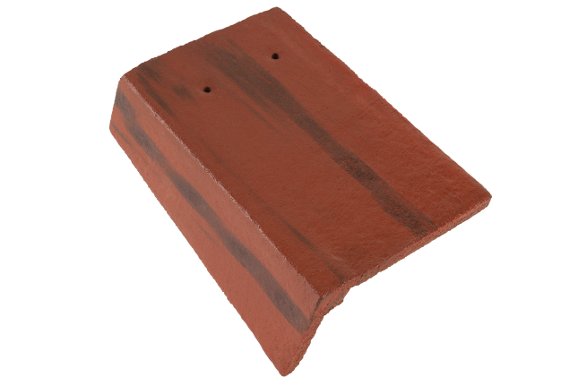 Plain Tile Cloaked Verge Russell Roof Tiles
