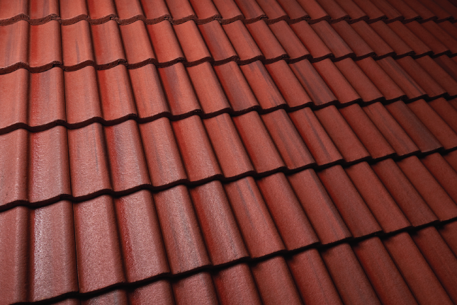 Clay Appearance Russell Roof Tiles