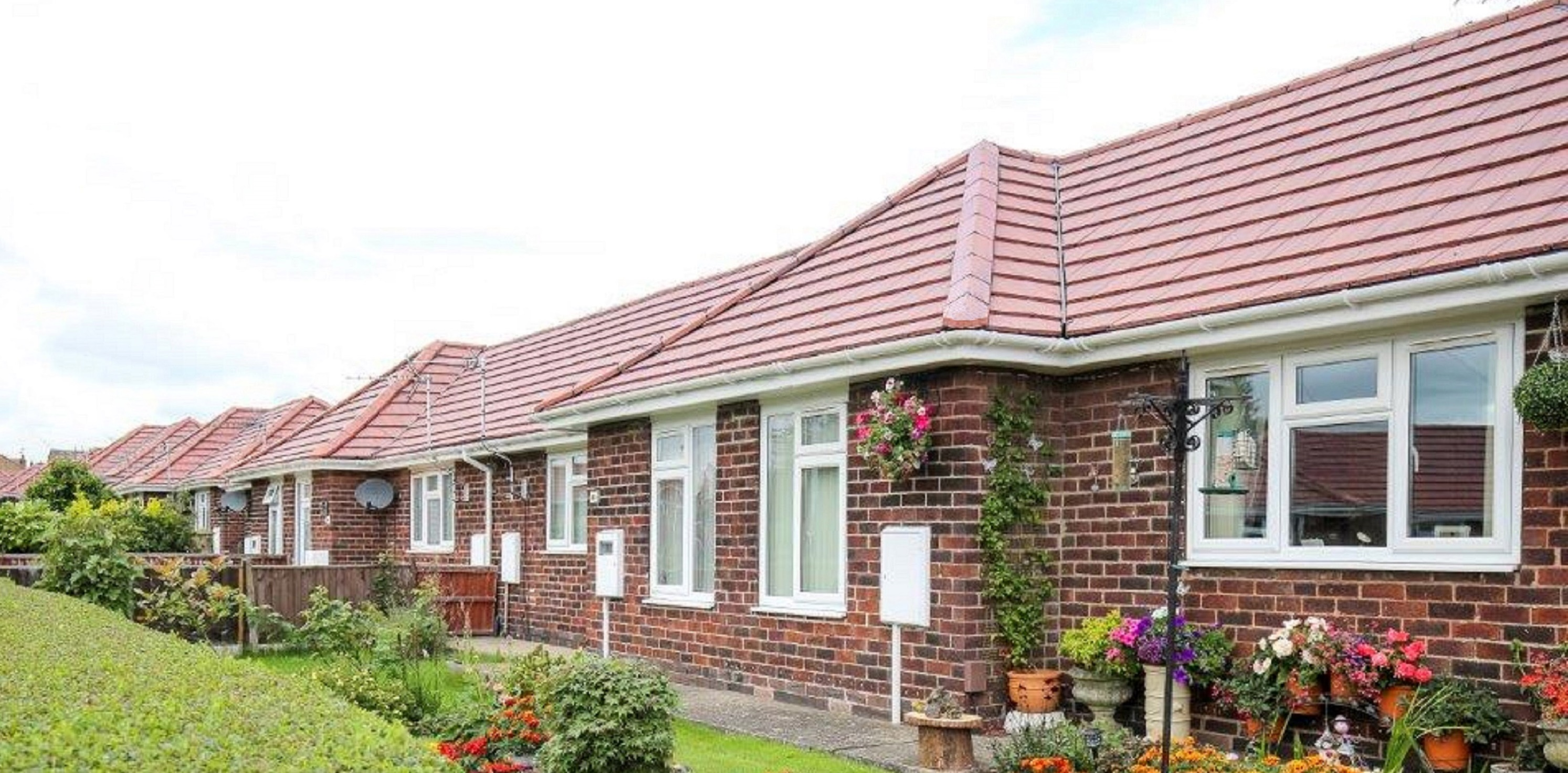 Ashfield Homes roofing