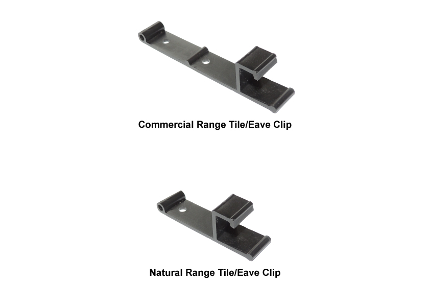 Tile Clips Russell Roof Tiles